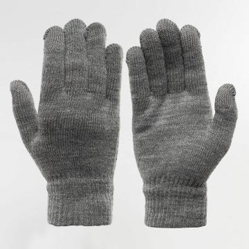 Pieces handschoenen New Buddy Smart grijs