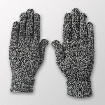 Pieces Handschuhe pcNew Buddy Melange Smart schwarz