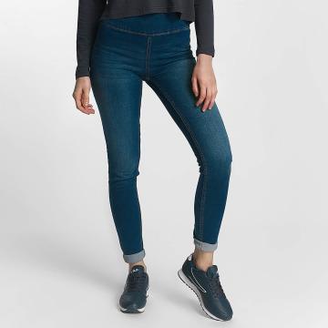 Pieces High Waist Jeans pcHighwaist blau