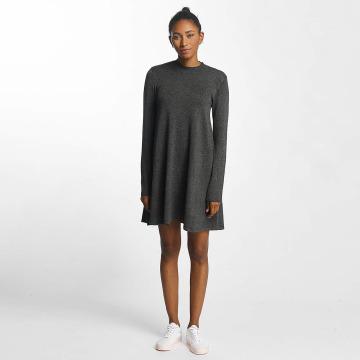 Pieces jurk pcJasmin Knit grijs