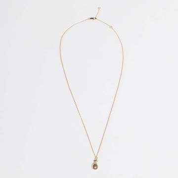 Pieces ketting pcKatina goud