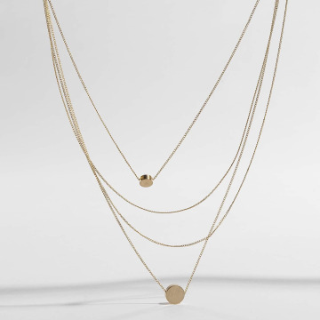 Pieces ketting pcKlove goud