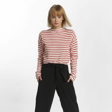 Pieces Pullover pcIzabella rot