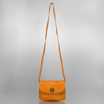 Pieces Sac Totally Royal Leather Party brun