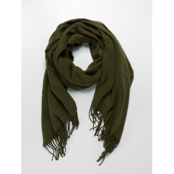 Pieces Scarve / Shawl Kial olive