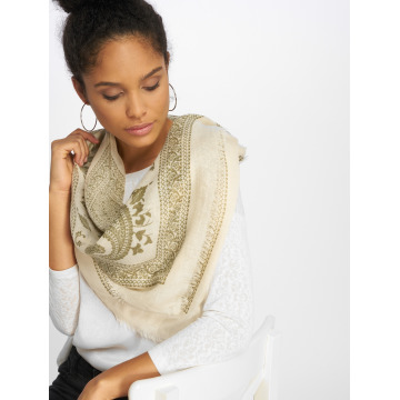 Pieces Scarve pcNora Square beige