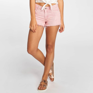 Pieces shorts pcStraight rose