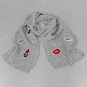Pieces sjaal pcViga grijs