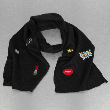 Pieces sjaal pcViga zwart