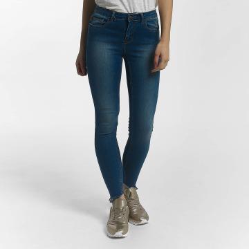 Pieces Skinny jeans pcFive Soft blauw