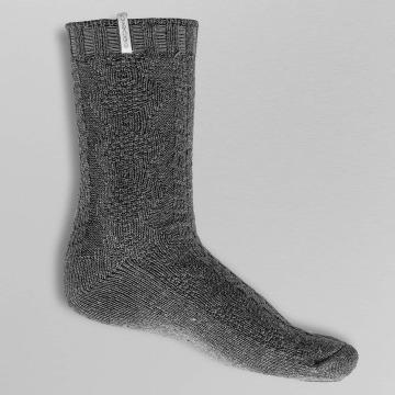 Pieces Socken pcVini grau
