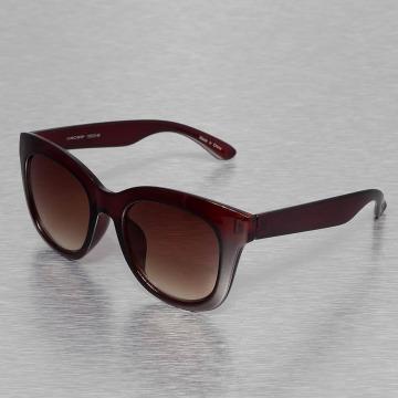 Pieces Sonnenbrille pcTana braun