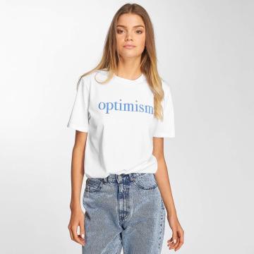 Pieces T-shirts pcGytha hvid