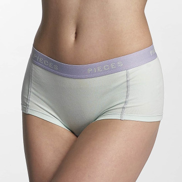 Pieces Underwear pcLogo grøn