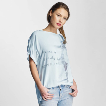 Poolgirl Blouse & Chemise Simplicity bleu