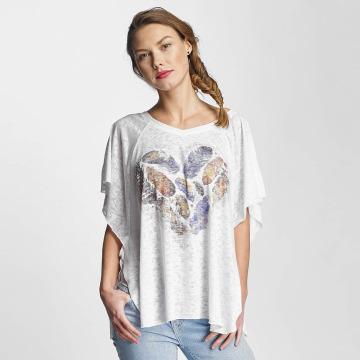 Poolgirl T-Shirt Salome weiß