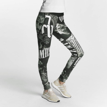 Pro Violence Streetwear Leggings/Treggings LaFamilia black