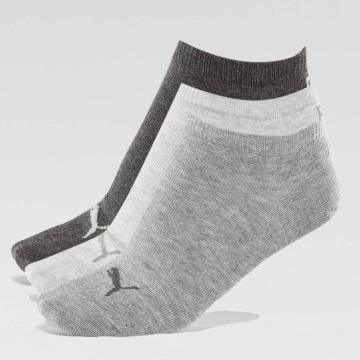 Puma Носки 3-Pack серый