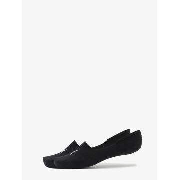 Puma Носки 2-Pack Footies черный