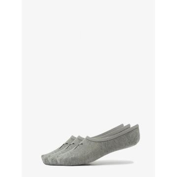 Puma Calzino 3-Pack Footies grigio