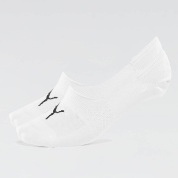 Puma Chaussettes 2-Pack Footies blanc