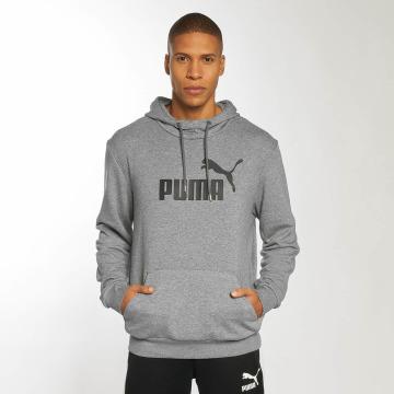 Puma Felpa con cappuccio ESS No.1 grigio