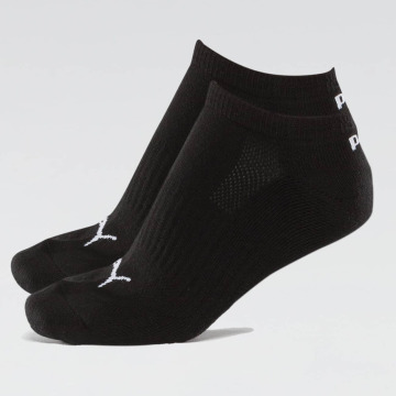 Puma Ponožky 2-Pack Cushioned čern