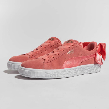 Puma Sneaker Suede Bow pink