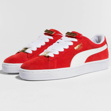 Puma Sneakers BBoy Fabulous Suede Classic red