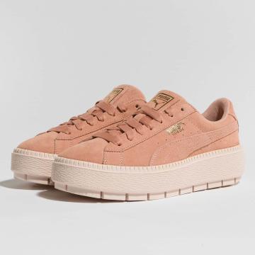 Puma Sneakers Platform Trace rosa