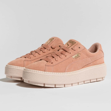 Puma Sneakers Platform Trace rose