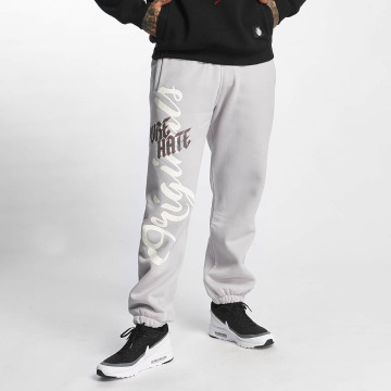 Pure Hate Pantalón deportivo Fracture gris