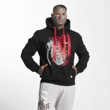 Pure Hate Sudadera Bloody Letters negro