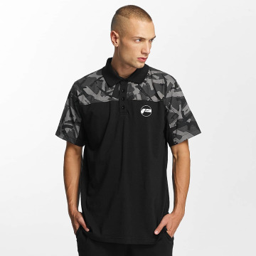 Pusher Apparel Camiseta polo AK Camo camuflaje