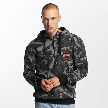 Pusher Apparel Hupparit AK Camo camouflage