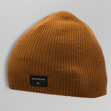 Quiksilver Beanie Cushy brown