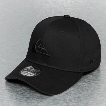 Quiksilver Casquette Flex Fitted Mountain & Wave noir