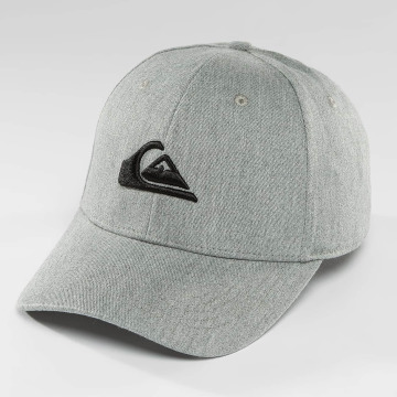 Quiksilver Gorra Snapback Decades gris