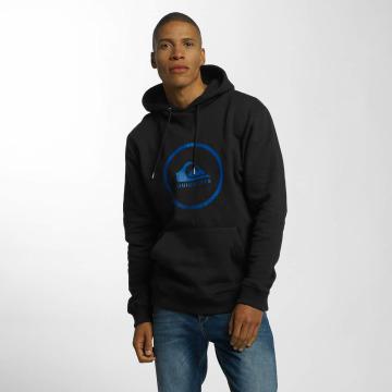 Quiksilver Hoodie Big Logo black