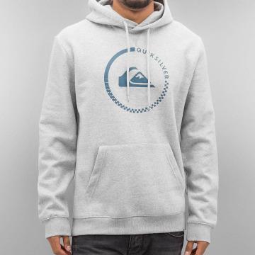 Quiksilver Hoodie Big Logo gray