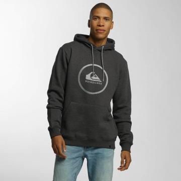 Quiksilver Hoody Big Logo grijs