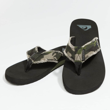 Quiksilver Sandals Monkey Abyss green