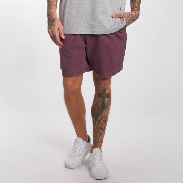 Quiksilver shorts Tioga rood