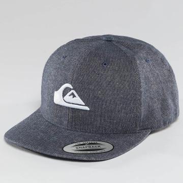 Quiksilver snapback cap Decades Plus blauw