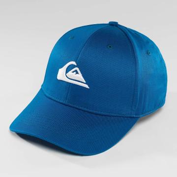 Quiksilver Snapback Cap Decades turchese