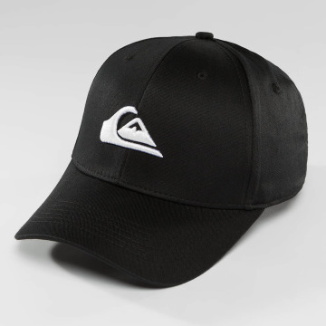 Quiksilver Snapback Caps Decades čern