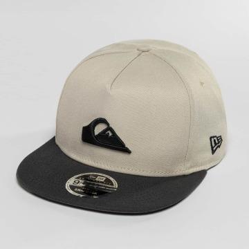 Quiksilver Snapback Caps Stuckles beige