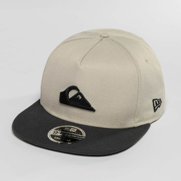 Quiksilver Snapback Caps Stuckles bezowy