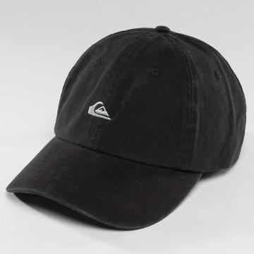 Quiksilver Snapback Caps Papa czarny