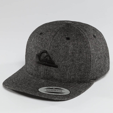 Quiksilver Snapback Caps Decades Plus harmaa